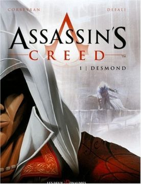 Couverture de Assassin's Creed, Tome 1 : Desmond