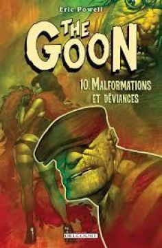 Couverture de The Goon, Tome 10 : Malformations et déviances