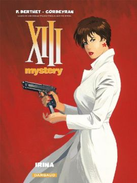 Couverture de XIII Mystery, Tome 2 : Irina